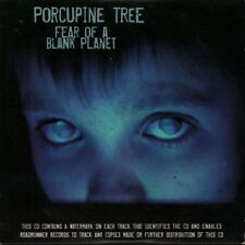 Porcupine Tree(CD Album)Fear Of A Blank Planet-Roadrunner-RR PROMO 971-VG