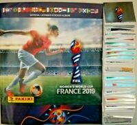 PANINI FIFA WOMENS WORLD CUP 2019 FRANCE CHOOSE YOUR STICKER 1 - 232