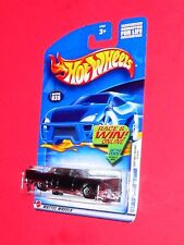 2002 Hot Wheels  '57 CADILLAC ELDORADO BROUGHAM #35 First Editions 52922-E910