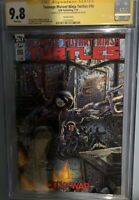 Teenage Mutant Ninja Turtles 96 9.8 Signed & remarked by Kevin Eastman CGC NM+