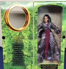 "10� Lord Of The Rings ""Arwen� Fellowship Of The Ring Beautiful Special Ed. Nrfb"