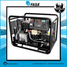 FASA | CLARK | Idropulitrice professionale ad acqua calda con motore a scoppio