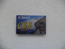 Vintage Audio Cassette BASF Chrome Extra 90 * Rare From 1995 *