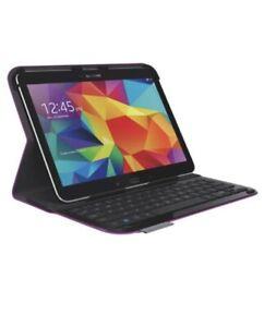Logitech Ultrathin Keyboard Folio for Samsung Galaxy Tab 4-10.1 Inches