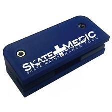 Blademaster Skate Sharpening Medic Tool! Skates deburring skates steel runners