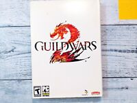 Guild Wars 2 Heroic Edition (PC, 2012) Complete 2-Discs Game Free Shipping!