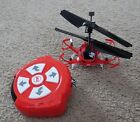 Little Tikes red fire rescue My First Drone Quadcopter,NO rings BUT flies good