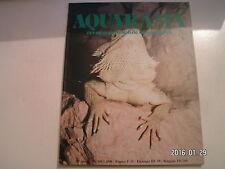 ** Aquarama n°118 Laetacara curviceps / Apistogramma nijsseni / Les Antennaires
