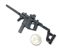 1/6 Scale KRISS Vector Submachine Gun US Army Miniature Toy Model Action Figure