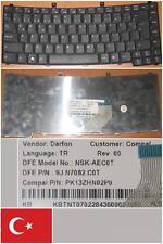 CLAVIER QWERTY TURQUE ACER 2200 2400 2700 NSK-AEC0T 9J.N7082.C0T PK13ZHN02P0