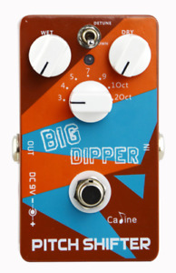 """Caline CP-36 """"Big Dipper"""" Pitch Shifter Effects Pedal"""