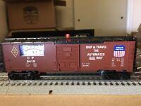 "Lionel 6-9419/ MTW Union Pacific Voltmeter Boxcar. ""O"" Scale Rev 2.0 NIB. NICE !"