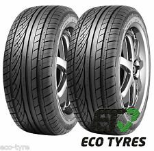 2X Tyres 235 55 R19 105V XL HIFLY HF801 SUV E E 72dB