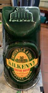 Vintage Kilkenny Irish Beer Light Guinness Bar Font Home Bar Brewariana Man Cave