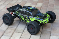Custom Bug Body Muddy Green for ARRMA 1/8 TALION 6S BLX Brushless Truggy