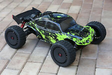 Custom Bug Body Muddy Green for ARRMA 1/8 TALION 6S BLX Brushless Truggy