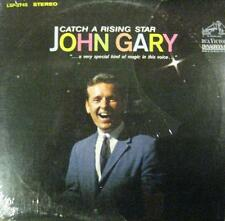 John Gary(Vinyl LP)Catch A Rising Star-Canada-LSP-2745-RCA Victor-Ex/VG