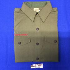 Boy Scout Uniform Shirt Neck Size 14.5 55/45 Dac/Wool New Never Taken Off Origin