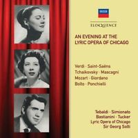 Georg Solti - Evening At The Lyric Opera Of Chicago [New CD] Australia - Import