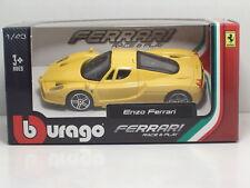 """Bburago 36000 FERRARI Enzo Ferrari """"Yellow""""- METAL 1:43 Race&Play"""