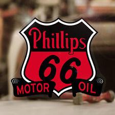 Phillips 66 Aufkleber Sticker Autocollante Pegatina Old School Hot Rod STP