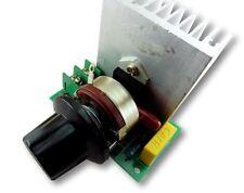 3800 W SCR Regulador 240 V AC Regulador de voltaje regulador de velocidad del ventilador de Calentador 4000 W #C46