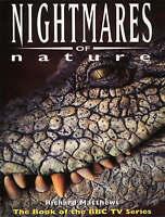 Matthews, Richard, Nightmares of Nature, Hardcover, Very Good Book