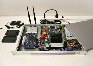 1U Rack URAN-1 USRP Based OpenBTS / SDR GSM Base Station Development kit