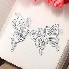 Butterfly Metal Cutting Dies Stencil Scrapbook Card Album Paper Embossing Craft