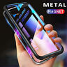 For iPhone 11 Pro MAX / 11 Pro Magnetic Double Sided Tempered Glass Case Cover