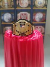 Mattel Elite WWE WCW US Custom Title