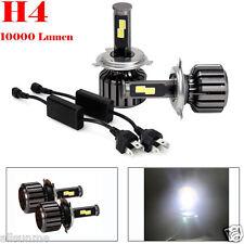 2016 NEW H4 9003 HB2 120W 10000LM CREE LED Headlight Kit Hi/Lo Beam Bulbs 6000K