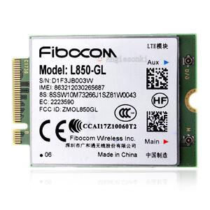 Fibocom L850-GL CAT9 WWAN 4G LTE Module For Thinkpad T480 T480S T490 T495S T590