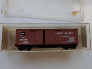 Kadee Micro Trains MTL 43510 (43050) Lehigh Valley LV 79000 Box Car