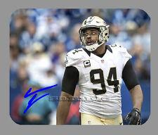 Item#3573 Cameron Jordan New Orleans Saints Facsimile Autographed Mouse Pad