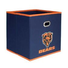 NFL CHICAGO BEARS FOLDING FABRIC STORAGE BIN