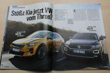 Auto Bild 24493) Kia Xceed 1.4 T-GDI Launch Edition mit 140PS besser als...?