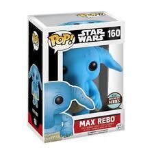 Pop! Star Wars Specialty Series Max Rebo #160 Vinyl Figure by Funko