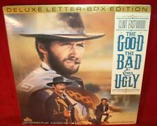 Laserdisc L * The Good The Bad And The Ugly * Clint Eastwood Eli Wallach LTRBX