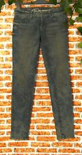 edc ESPRIT Jeans Hose Röhre Gr XS 32 34 W26 L34 Damen Mädchen Slim blau grau K29