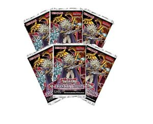 yugioh rage of ra Booster Pack X3 UNLIMITED EDITION PACKS
