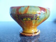 Vintage - Ewenny Pottery - Welsh Pottery - Vase - Souvenir Piece From Snowdon