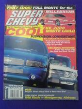 SUPER CHEVY - 2000 MONTE CARLO - June 1999 v28 #6