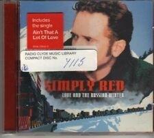 (CD269) Simply Red, Love And The Russian Winter - 1999 CD