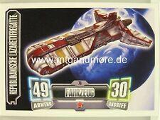 Force Attax Serie 2 Repub. Lazarettfregatte #076