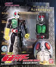 2004 Bandai Kamen Masked Rider Shocker (White) GD-48 Chogokin Popy Shogun NY