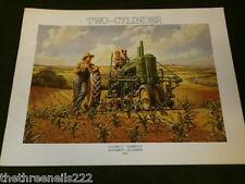 Two-cylinder - Nov 1991-Vol. 4 # 6-Tractor identificación Pt 1 - A B C D & Gp