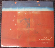 "NUJABES ""MODAL SOUL"" JAPAN CD HYDEOUT 2005 *SEALED*"