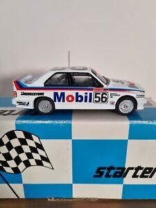 Starter BMW M3 E30 BROCK/ RICHARDS BATHURST 1988 CODE3 1:43