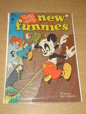 NEW FUNNIES #177 VG (4.0) ANDY PANDA WOODY WOODPECKER DELL COMICS NOVEMBER 1951